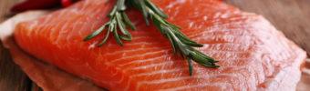 Pourquoi le saumon est-il rose ?