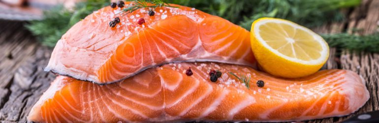 Pacific salmon differences