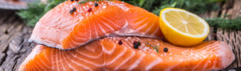 A global fish: No slowdown in sight for Atlantic salmon's popularity