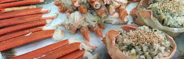 Korean snow crab