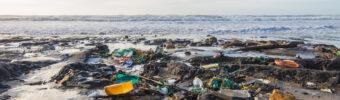 Plastic crisis ocean